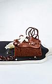 Schokoladen Crazy Cake