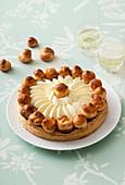 Saint Honore Cake