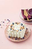 Vacherin Cake