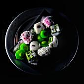 Thailändische Süßigkeiten