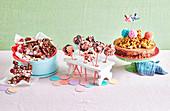 Popcorn Desserts