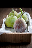 Figs in a tray