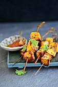 Batata harra (spicy potatoes)