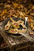 Sauteed artichokes