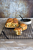 Chocolate chips scones