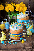 Easter cake kulich (Russia)