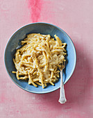 One pot macaroni cheese