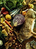 Wintery foods