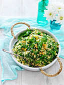 Green and Gold Couscous
