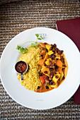 Vegan Marrakesh couscous
