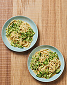 Chili-Brokkoli-Spaghetti