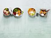 Buddha bowls to take away