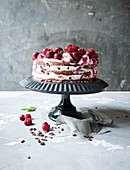 Sugar-free Black Forest Gateau