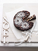 Chocolate Fig Panforte