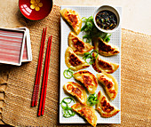 Gyoza - Chinese pot stickers