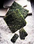 Algenblätter