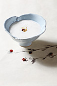 Jerusalem artichokes Porridge (Korea)