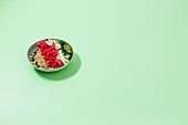 Hot Summer Melonen-Feta-Bowl (Low Carb)