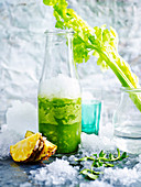 Watercress and Pineapple Smoothie
