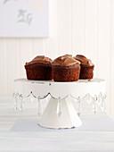 Mini Chocolate Hazelnut Cakes