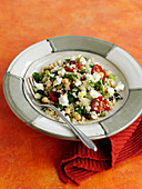 Chickpea and Feta Tabbouleh
