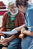 Hospital dementia ward