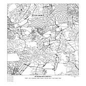 Pi city map representation, illustration