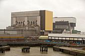 Heysham Nuclear power Station, Lancashire, UK