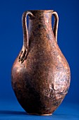 Roman bronze amphora
