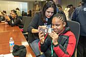 Fiat Chrysler technology day for girls, USA