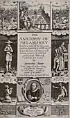 The Anatomy of Melancholy (1628)