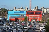 Southampton geothermal heating station