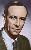 Sir James Chadwick, English physicist