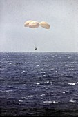Apollo 12 splashdown, 1969