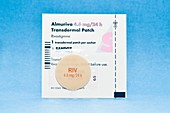 Rivastigmine dementia treatment patch