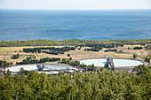 Taconite processing plant, USA