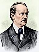 Jakob Matthias Schleiden, German botanist
