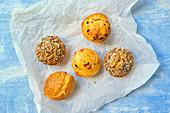 Proja savoury muffins