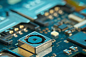 Mobile phone circuit board