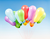 Group of balloons