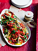 Asian-Style ratatouille