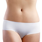 Woman's abdomen