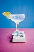 Caribbean Malibu Martini