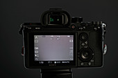 Digital mirrorless camera