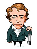 Humphrey Davy, English chemist