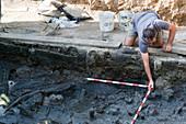 Excavations at La Draga Neolithic site