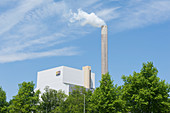 Coal-fired power station, Hemweg, the Netherlands