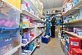 Preparing prescriptions