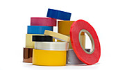 Variety of tapes