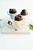 Schoko-Mokka-Tassenkuchen